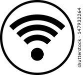 podcast vector icon  | Shutterstock .eps vector #147932264