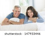 portrait of happy mature couple ... | Shutterstock . vector #147933446