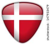 vector   denmark flag glossy...   Shutterstock .eps vector #147933479