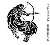 beautiful tattoo illustration...   Shutterstock .eps vector #1479337973