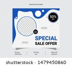 sale offer web banner template...   Shutterstock .eps vector #1479450860
