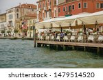 Venice  Italy   09.04.2014 ...