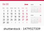 june page. 12 months premium... | Shutterstock .eps vector #1479527339