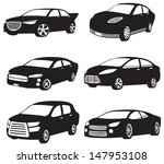 sets of silhouette of my... | Shutterstock .eps vector #147953108
