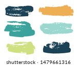 paint background texture stains ... | Shutterstock .eps vector #1479661316
