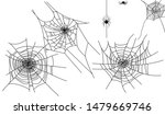 spider and cobwebs elements ...   Shutterstock .eps vector #1479669746