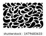hand drawn grunge texture.... | Shutterstock .eps vector #1479683633