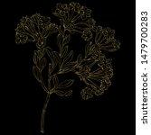 isolated vector illustration....   Shutterstock .eps vector #1479700283