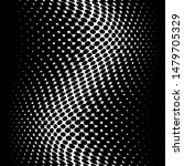 abstract halftone dotted... | Shutterstock .eps vector #1479705329