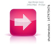 vector illustration of apps...