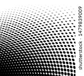 abstract halftone dotted... | Shutterstock .eps vector #1479839009
