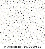 geometric pattern of black and... | Shutterstock . vector #1479839513