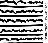 grunge brush pattern. texture.... | Shutterstock .eps vector #1479848120