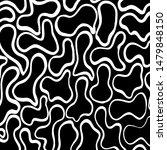 grunge brush pattern. texture.... | Shutterstock .eps vector #1479848150