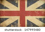 Illustration Of A Rusty Britis...