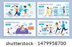 hyperactive children flat... | Shutterstock .eps vector #1479958700