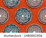african fashion seamless... | Shutterstock .eps vector #1480002506