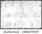 grunge distressed overlay... | Shutterstock .eps vector #1480075559