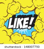 like  | Shutterstock . vector #148007750