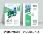 corporate book cover design... | Shutterstock .eps vector #1480080716