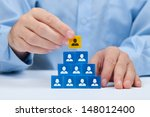 human resources and corporate... | Shutterstock . vector #148012400