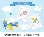 Airplane It Is A Boy...