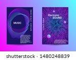music cover design. a set of...   Shutterstock .eps vector #1480248839
