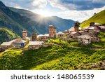 View Of The Village Adishi....