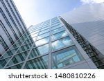 unique low angle building... | Shutterstock . vector #1480810226