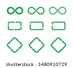 set of different icons... | Shutterstock .eps vector #1480910729