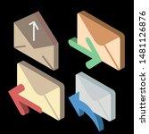 mail vector icon. e mail icon....