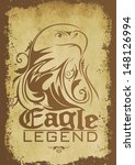 eagle legend | Shutterstock .eps vector #148126994