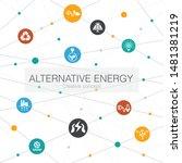 alternative energy trendy web...