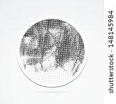 grunge sticker. grunge banner....   Shutterstock .eps vector #148145984