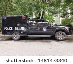 Chinese Police Cars For Swat...