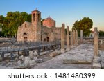 Historical Ruins And Columns Of ...