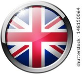 united kingdom round metal... | Shutterstock . vector #148150064