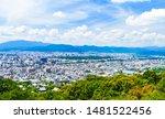 Landscape Of Kyoto City  ...