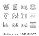 set of education icons  such as ... | Shutterstock .eps vector #1481535569