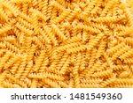 Fusilli Spaghetti Pattern...