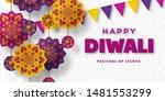 Diwali Festival Of Lights...