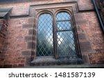 An Old Leaded Light Church...