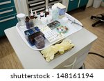 the image of medicines | Shutterstock . vector #148161194
