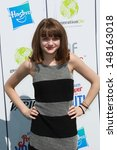 joey king at variety's power of ... | Shutterstock . vector #148163018