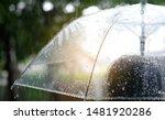 It S Raining  Women Walk In Th...