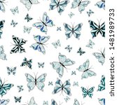 vector illustration. repeated... | Shutterstock .eps vector #1481989733
