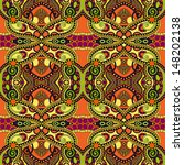 geometry vintage floral... | Shutterstock .eps vector #148202138