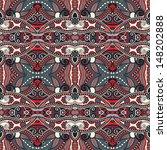 geometry vintage floral... | Shutterstock .eps vector #148202888