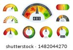 business meter logos template.... | Shutterstock .eps vector #1482044270