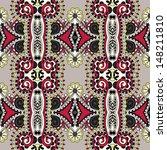 geometry vintage floral... | Shutterstock .eps vector #148211810